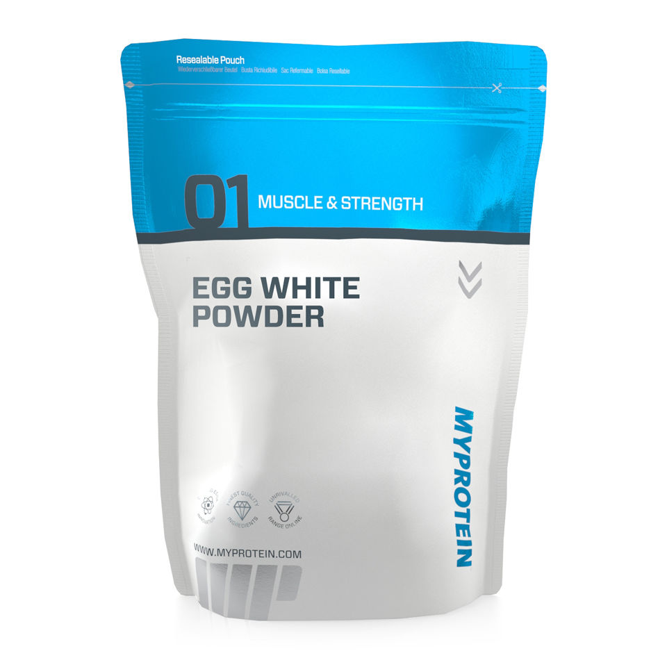 Egg White Powder Myprotein