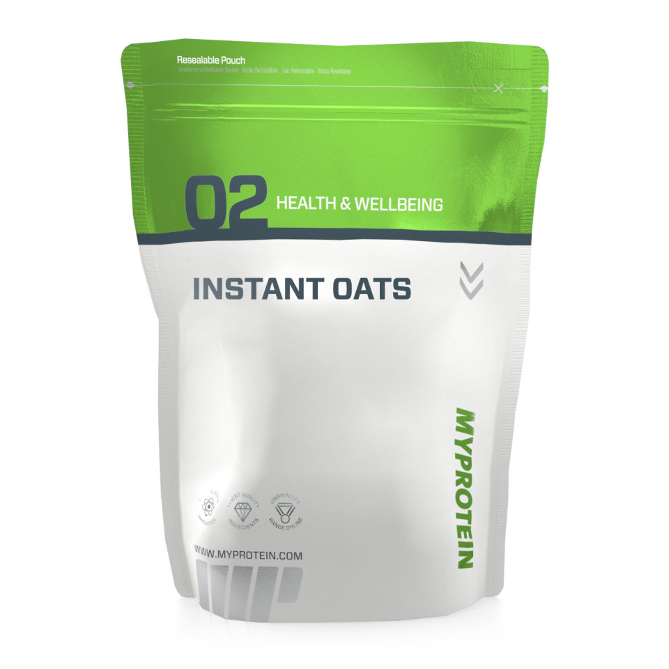Instant Oats Myprotein