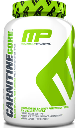 MusclePharm Carnitine Core Review