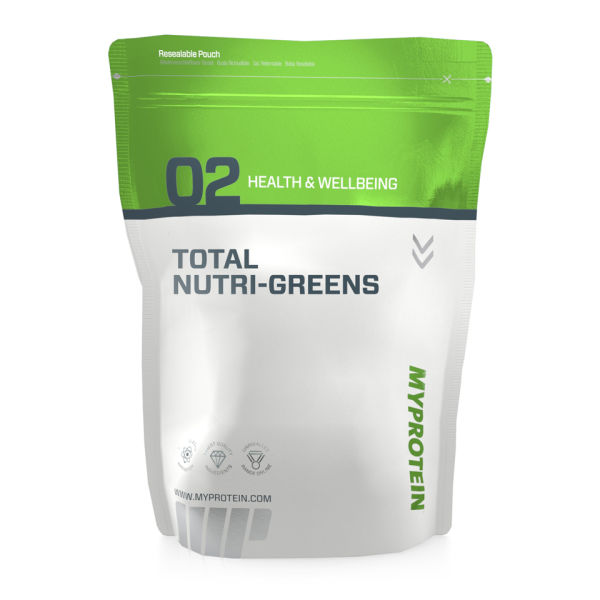 Total Nutri Greens Review