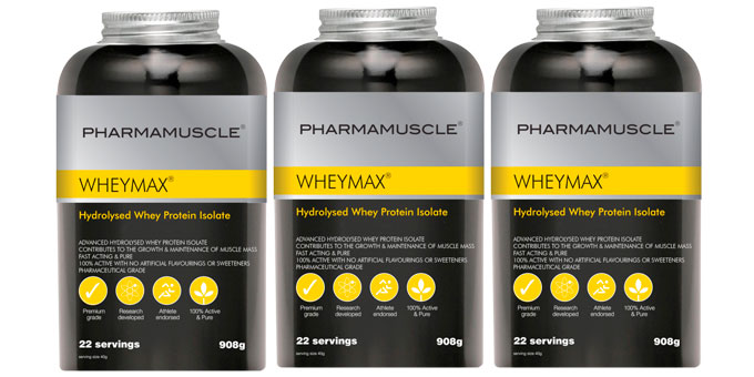 Pharmamuscle Sports supplements