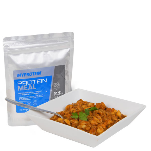 Myprotein Protein Meals Chicken and Veg Pasta Review