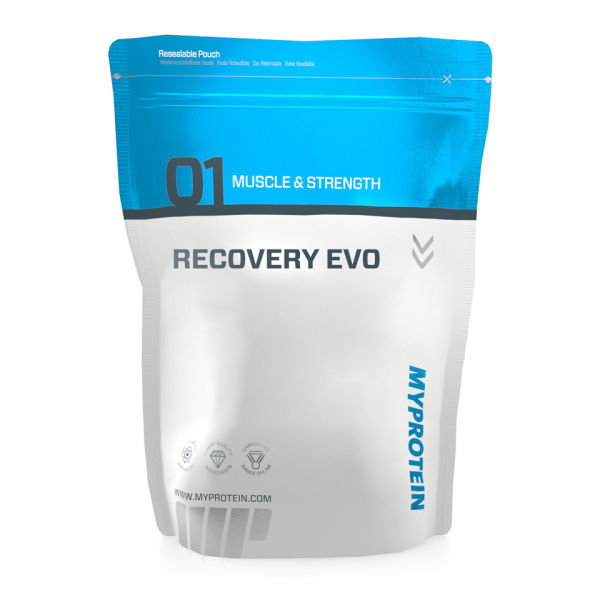 RECOVERY EVO Myprotein Review