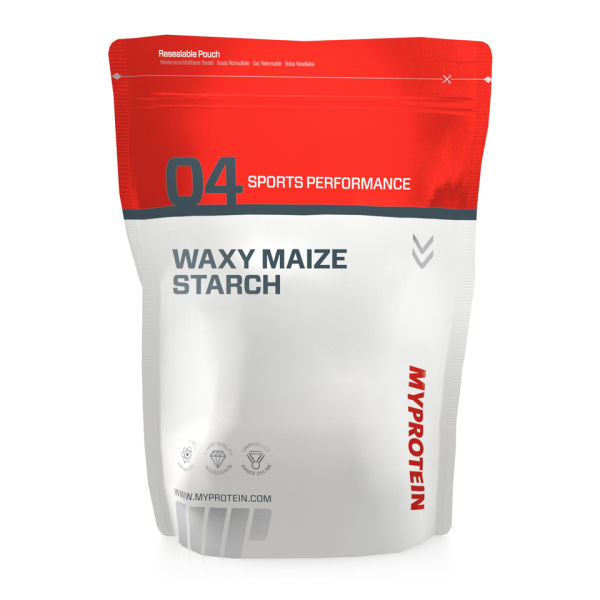 Waxy Maize Starch Myprotein Review