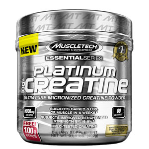 PLATINUM 100% CREATINE